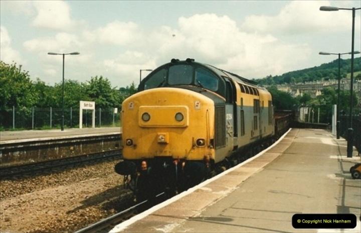 1992-07-17 Bath Spa, Somerset.  (3)445
