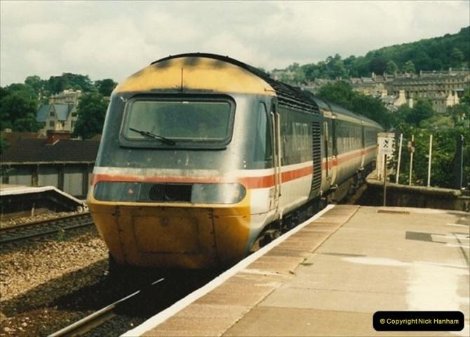 1992-07-17 Bath Spa, Somerset.  (5)447