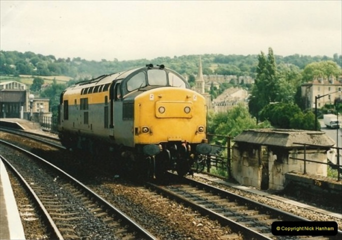 1992-07-17 Bath Spa, Somerset.  (25)467
