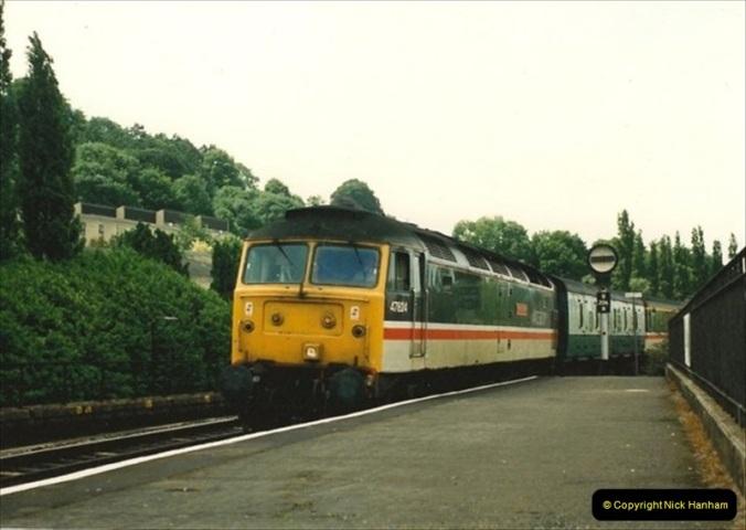 1992-07-17 Bath Spa, Somerset.  (27)469