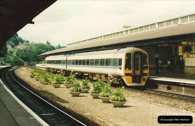 1992-07-17 Bath Spa, Somerset. (28)470