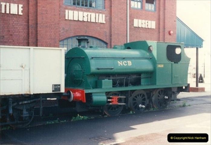 1992-07-17 Swansea Maratime Industrial Museum, Swansea, South Wales.  (1)471