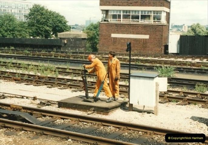 1992-07-22 Bristol Temple Meads, Bristol.  (1)490