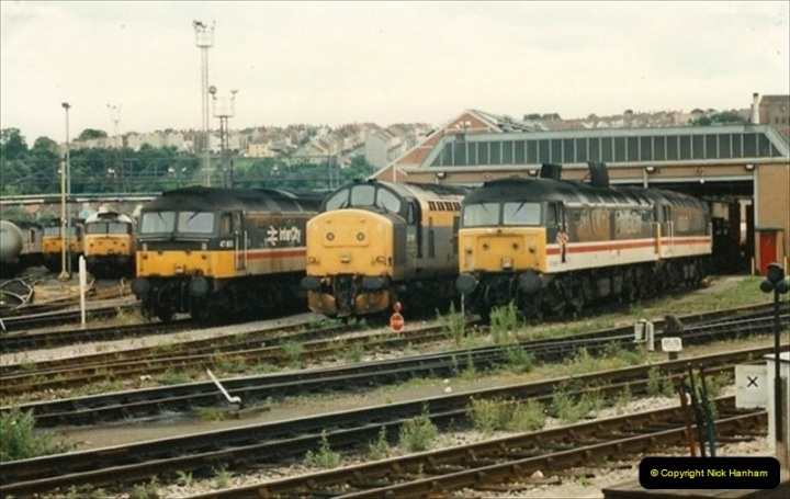 1992-07-22 Bristol Temple Meads, Bristol.  (15)504
