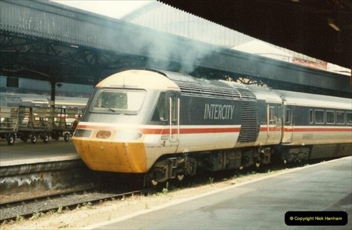 1992-07-22 Bristol Temple Meads, Bristol.  (16)505