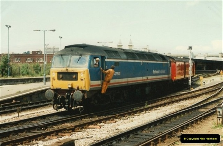 1992-07-22 Bristol Temple Meads, Bristol.  (18)507