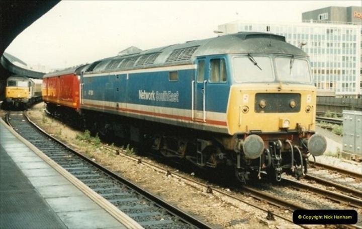 1992-07-22 Bristol Temple Meads, Bristol.  (19)508