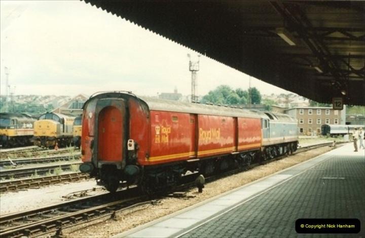 1992-07-22 Bristol Temple Meads, Bristol.  (20)509
