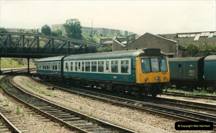 1992-07-22 Bristol Temple Meads, Bristol.  (23)512