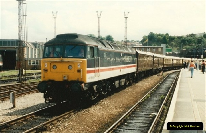 1992-07-22 Bristol Temple Meads, Bristol.  (26)515