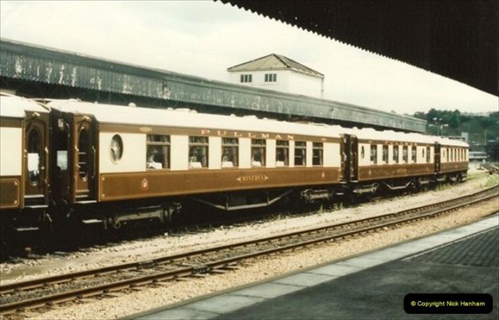 1992-07-22 Bristol Temple Meads, Bristol.  (37)526