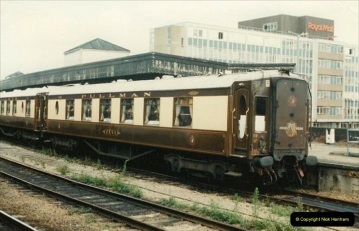 1992-07-22 Bristol Temple Meads, Bristol.  (40)529
