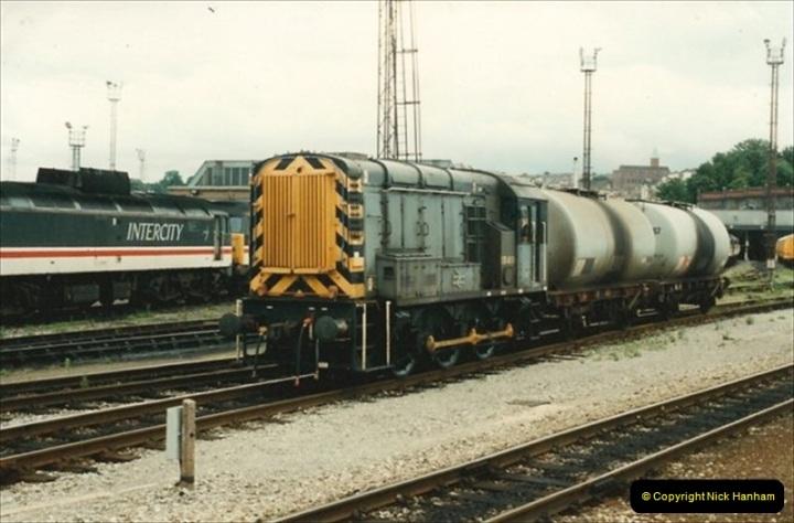 1992-07-22 Bristol Temple Meads, Bristol.  (41)530
