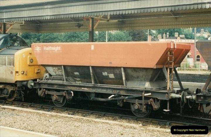 1992-07-23 Exeter station (St. Davids), Exeter,  Devon.  (4)534