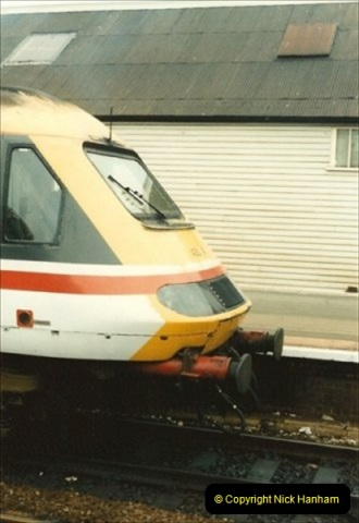1992-07-23 Exeter station (St. Davids), Exeter,  Devon.  (10)540