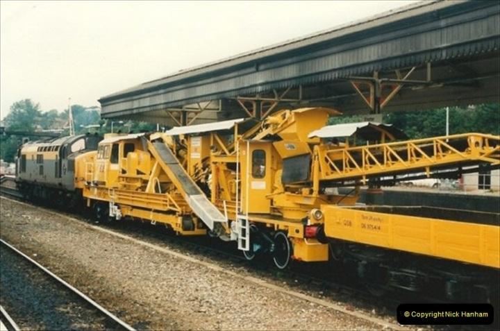 1992-07-23 Exeter station (St. Davids), Exeter,  Devon.  (14)544