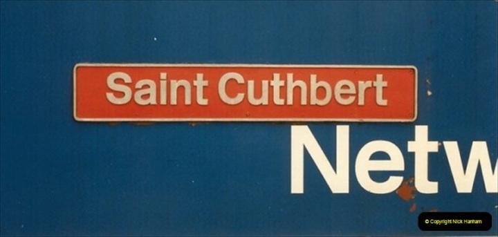 1992-07-23 Exeter station (St. Davids), Exeter,  Devon.  (28)558