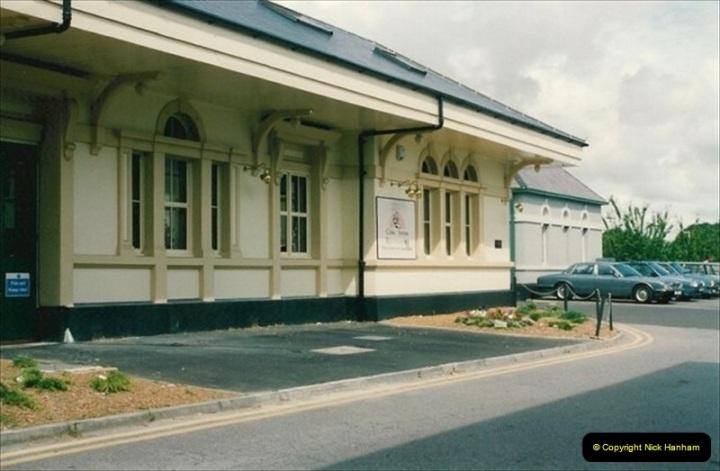 1992-07-25 Dorchester West, Dorchester, Dorset.  (1)575