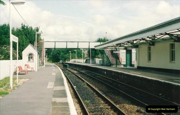 1992-07-25 Dorchester West, Dorchester, Dorset.  (2)576