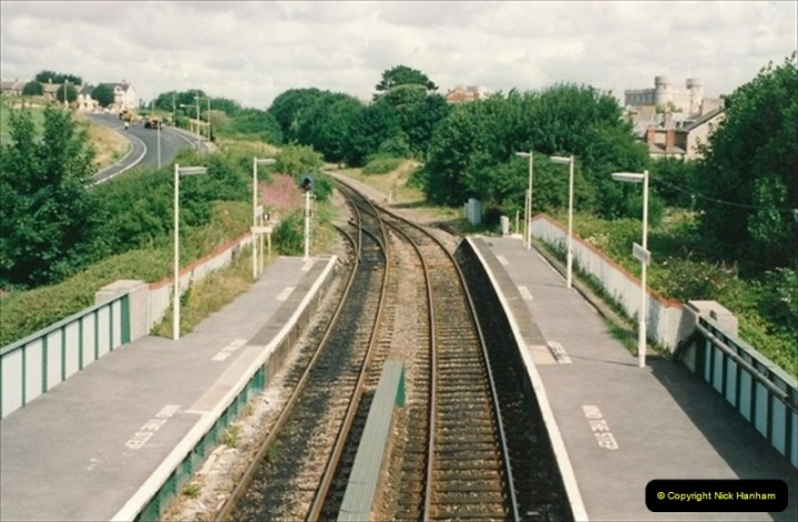 1992-07-25 Dorchester West, Dorchester, Dorset.  (3)577
