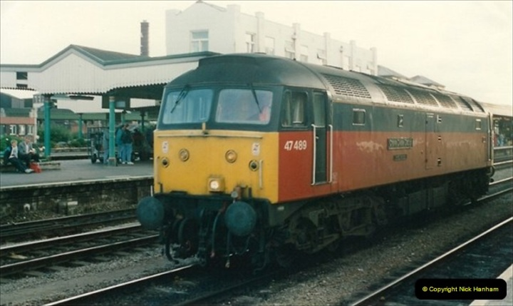 1992-08-26 to 27 Cardiff, South Wales.  (7)585
