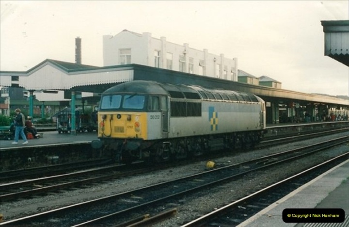1992-08-26 to 27 Cardiff, South Wales.  (10)588