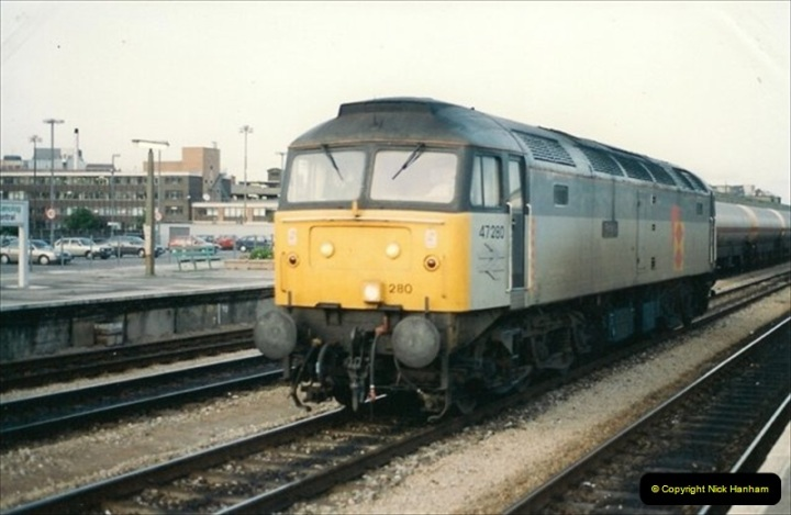 1992-08-26 to 27 Cardiff, South Wales.  (26)604