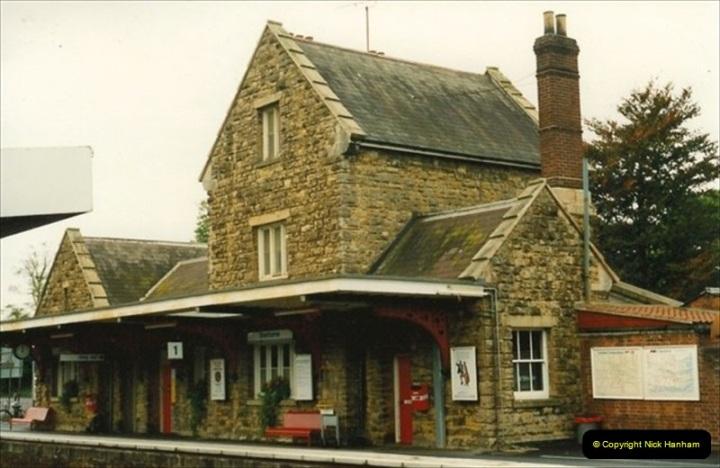 1992-10-03 Sherborne, Dorset.  (1)645