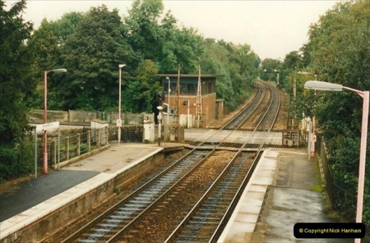 1992-10-03 Sherborne, Dorset.  (2)646