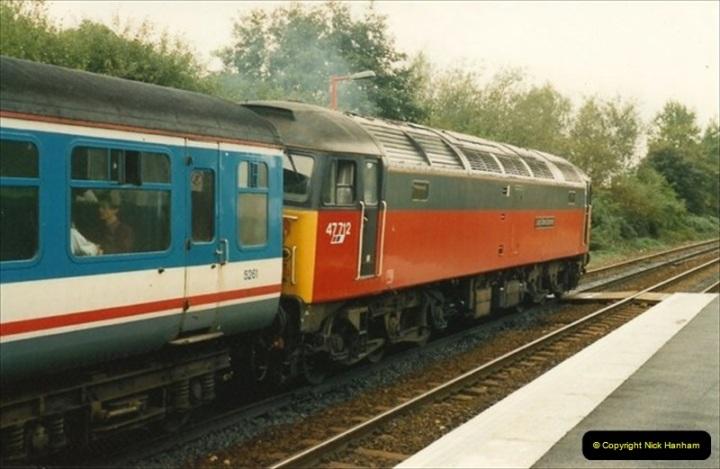 1992-10-03 Sherborne, Dorset.  (3)647