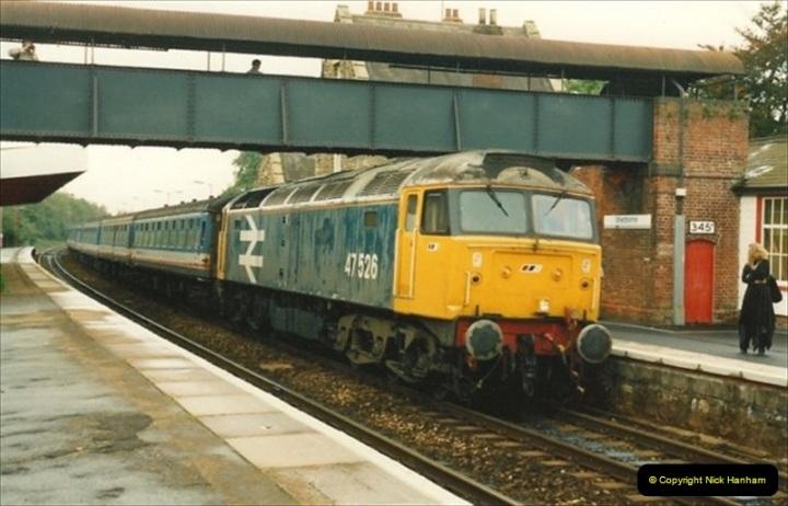 1992-10-03 Sherborne, Dorset.  (5)649