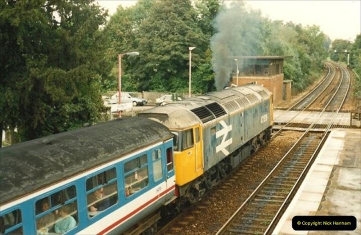 1992-10-03 Sherborne, Dorset.  (6)650