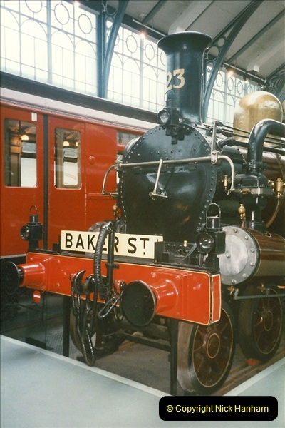 1998-03-28 London Transport Museum, Covent Garden, London.  (2)035