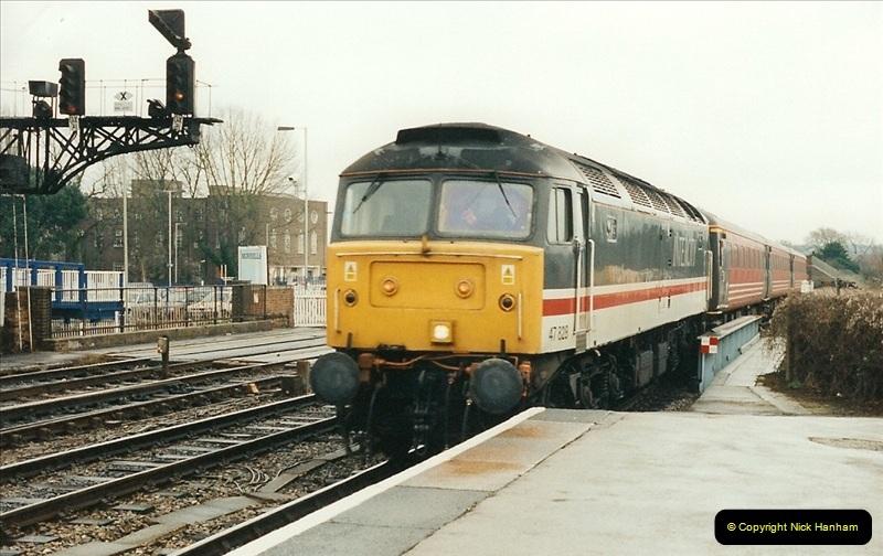 1999-03-06 Oxford, Oxfordshire.  (34)097