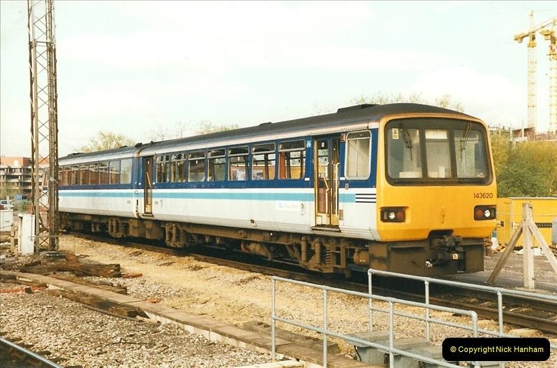 1999-04-24 Bristol Temple Meads, Bristol.  (5)108