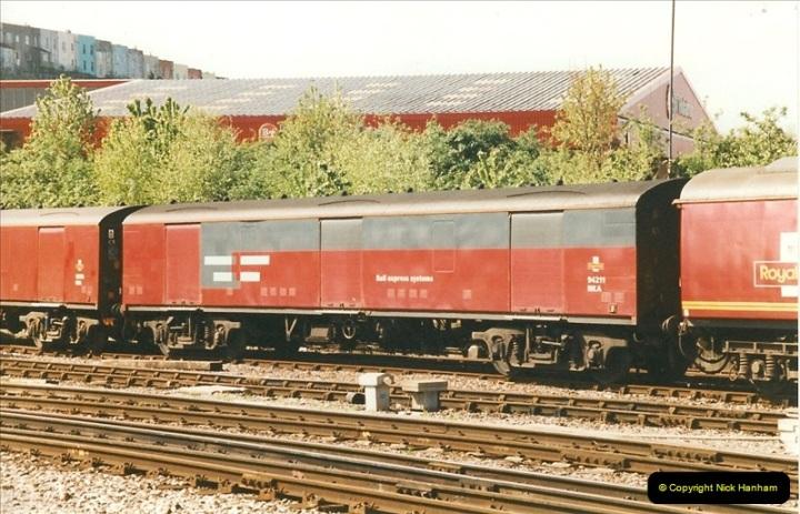 1999-04-24 Bristol Temple Meads, Bristol.  (18)121