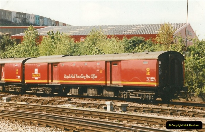 1999-04-24 Bristol Temple Meads, Bristol.  (21)124