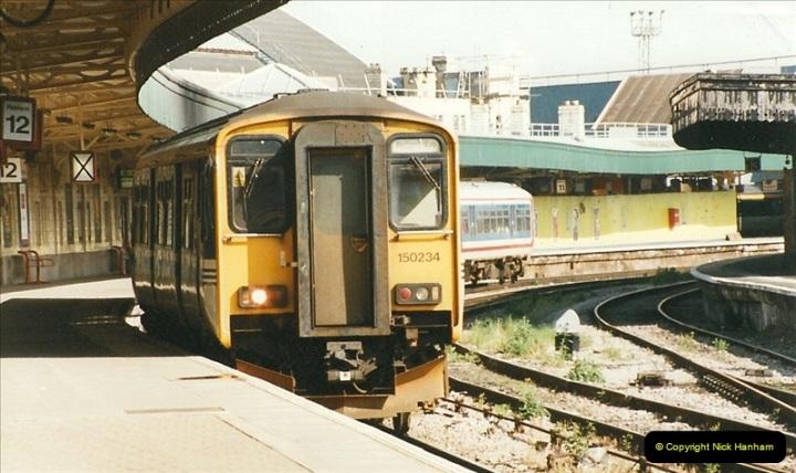 1999-04-24 Bristol Temple Meads, Bristol.  (27)130