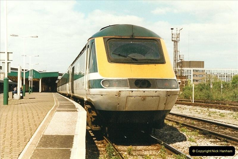 1999-04-24 Bristol Temple Meads, Bristol.  (30)133