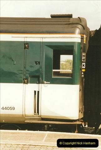 1999-04-24 Bristol Temple Meads, Bristol.  (40)143