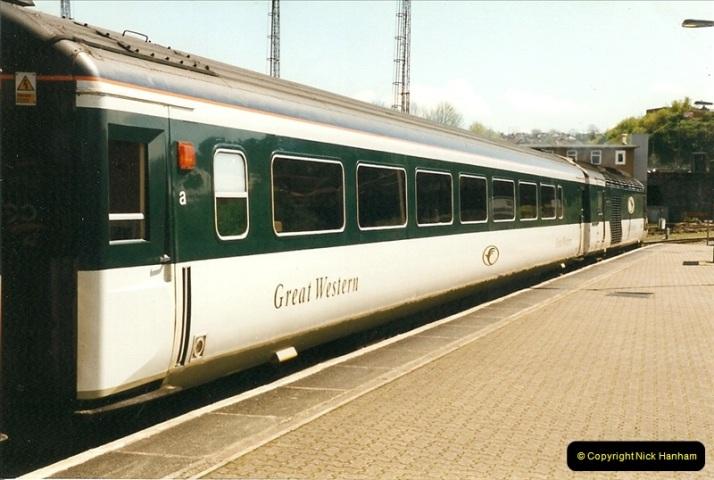 1999-04-24 Bristol Temple Meads, Bristol.  (41)144