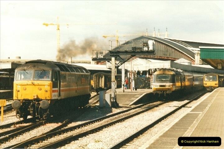 1999-04-24 Bristol Temple Meads, Bristol.  (44)147