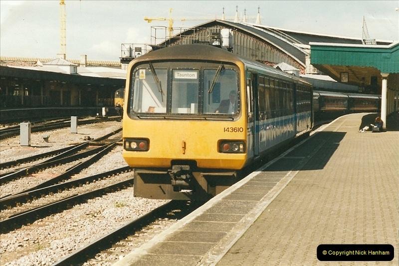 1999-04-24 Bristol Temple Meads, Bristol.  (47)150