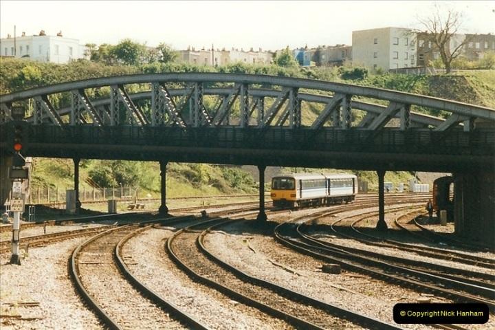 1999-04-24 Bristol Temple Meads, Bristol.  (48)151