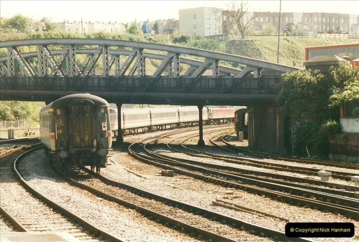 1999-04-24 Bristol Temple Meads, Bristol.  (50)153