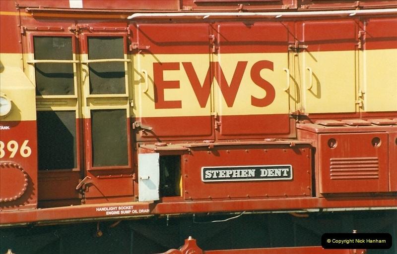 1999-04-24 Bristol Temple Meads, Bristol.  (54)157