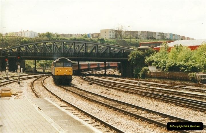 1999-04-24 Bristol Temple Meads, Bristol.  (61)164