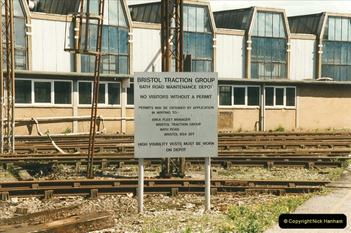 1999-04-24 Bristol Temple Meads, Bristol.  (73)176