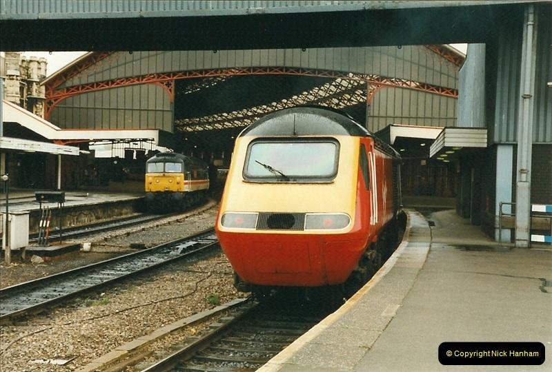 1999-04-25 Bristol Temple Meads, Bristol.  (4)185