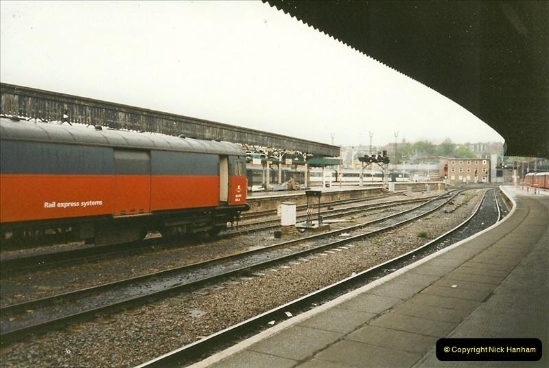 1999-04-25 Bristol Temple Meads, Bristol.  (9)190